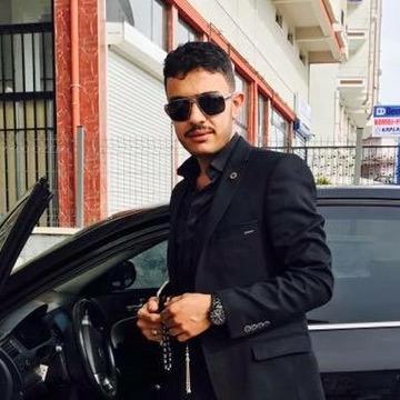 Mihyar Khalaf, 27, Ankara, Turkey