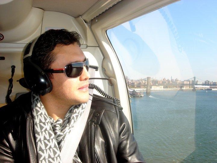 Johan Rodriguez Conde, 39, Bogota, Colombia