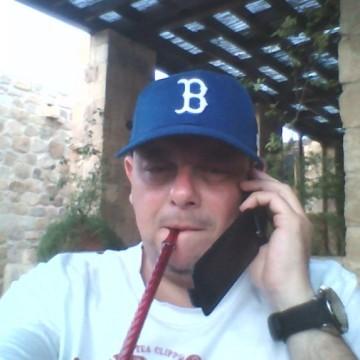 Khaled, 46, Amman, Jordan