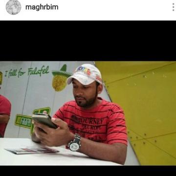 Mohammed, 35, Khobar, Saudi Arabia