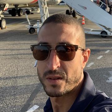 Djamel Eddine Bousekine, 33, Casablanca, Morocco