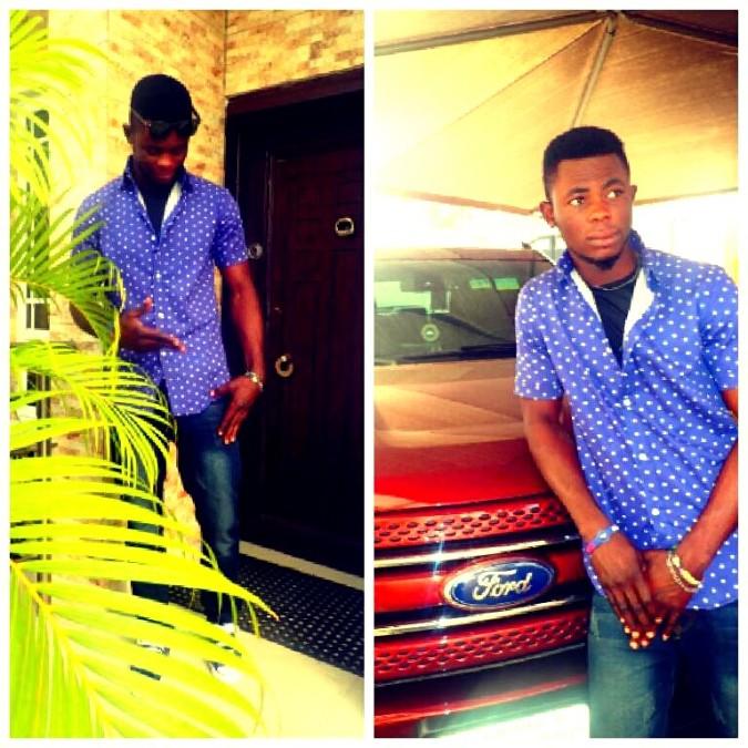 goodlock, 26, Lagos, Nigeria