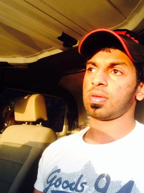 Mohamed Saeed, 34, Dubai, United Arab Emirates