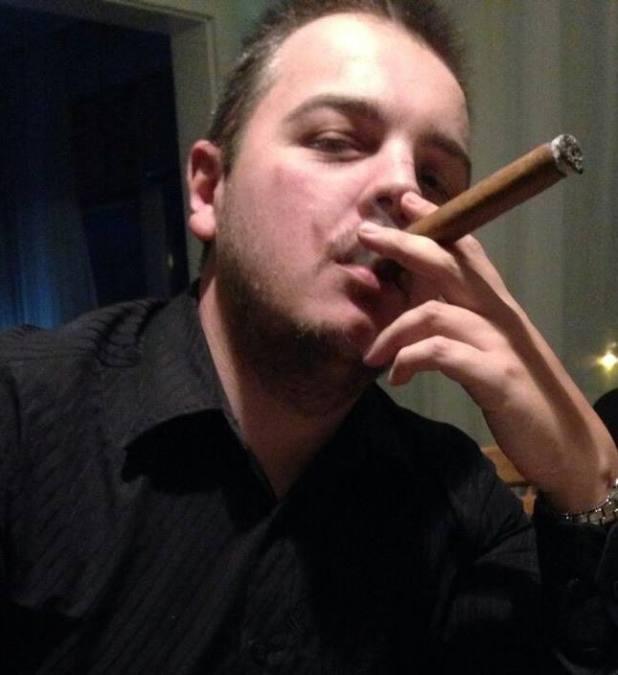 Lyubomir Angelov, 33, Southend-on-sea, United Kingdom