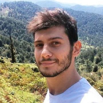 Sina Ebrahimi, 23, Tehran, Iran
