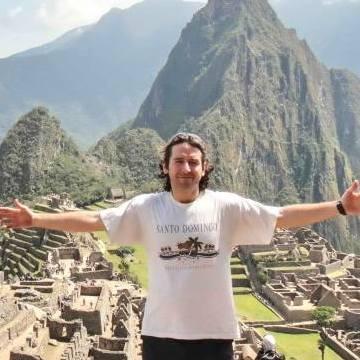 Gabriel Rodh, 41, Rosario, Argentina