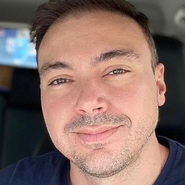 Andrew Leon, 47, Istanbul, Turkey