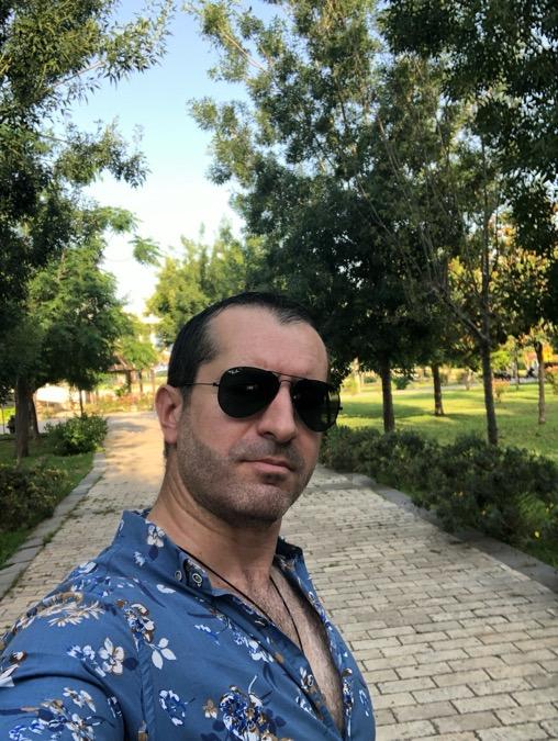 Mehmet Özküçük, 42, Antalya, Turkey