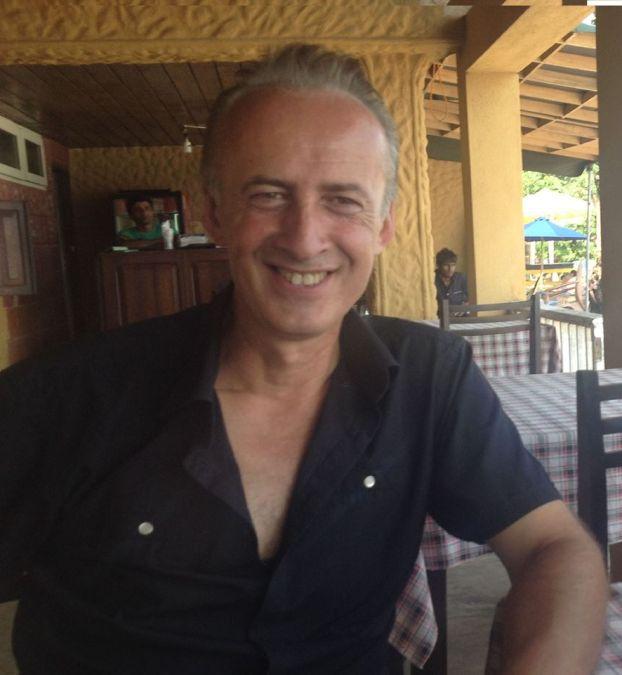 Black, 50, Beirut, Lebanon