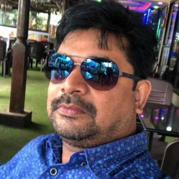 Diwakar Ajjarapu, 41, Secunderabad, India