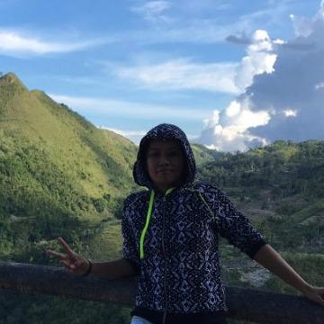 Dindin, 34, Cebu, Philippines