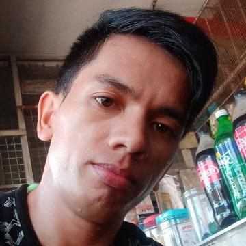 Niev Francisco Sasi, 27, Bacolod City, Philippines