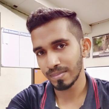 Roshan, 24, Colombo, Sri Lanka