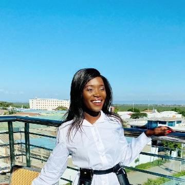 Celeste, 26, Nairobi, Kenya