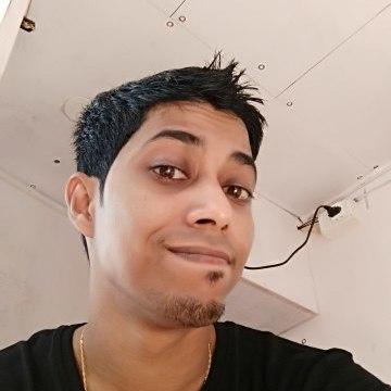 Pradosh Naik, 31, Panaji, India