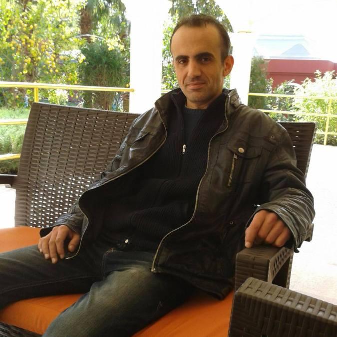 Mehmet Çelebi, 43, Istanbul, Turkey