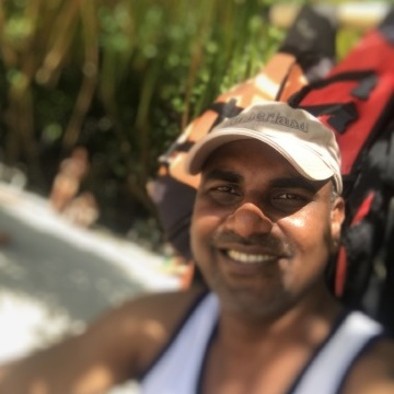 Umesh, 45, Muscat, Oman