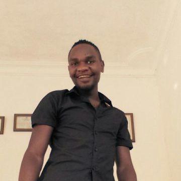 Jingo oscar, 29, Kampala, Uganda