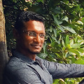 Vinod Bosco, 38, Kollam, India