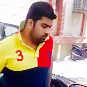Saurabh, 30, New Delhi, India