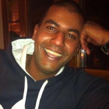 Fouad Bennirane, 34, Istanbul, Turkey