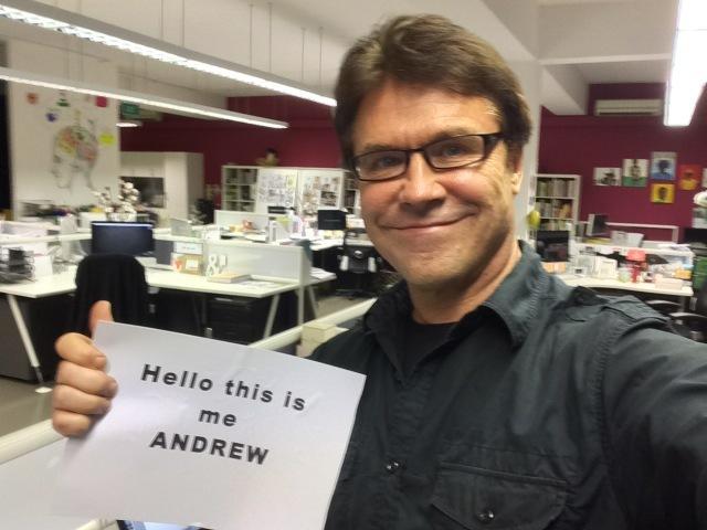 Andrew Thomas, 64, Singapore, Singapore