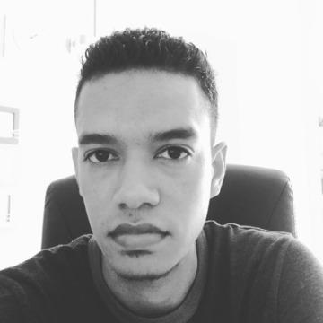 Janvier Bryan, 28, Curepipe, Mauritius