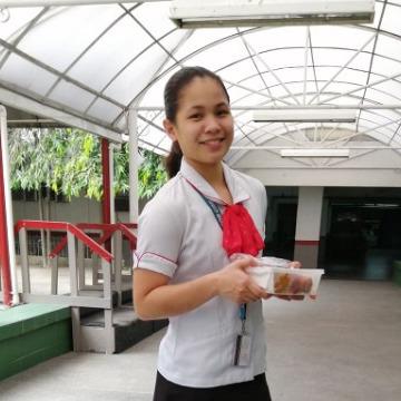 Jillou Pedregosa, 22, Piaz, Philippines