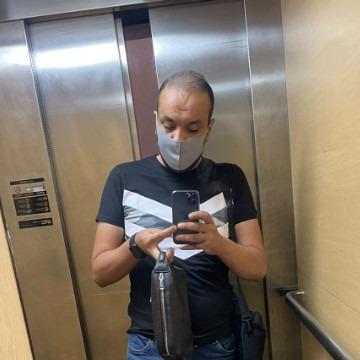 Ahmed Frd, 35, Doha, Qatar