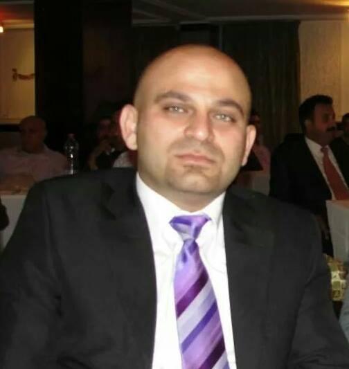 Nabil Saad, 37, Hillah, Iraq