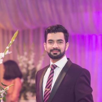 Muhammad Haris, 28, Lahore, Pakistan
