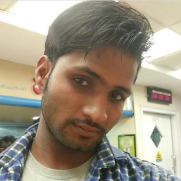 Harry Kumar, 22, Gurgaon, India