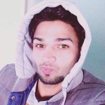 Malik Mohsin Ali, 27, Abu Dhabi, United Arab Emirates