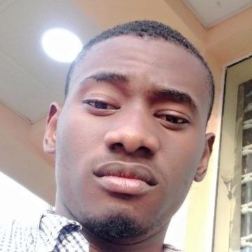 Oyekanmi Abiodun, 22, Ibadan, Nigeria
