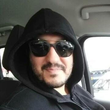 Sulaiman, 31, Istanbul, Turkey