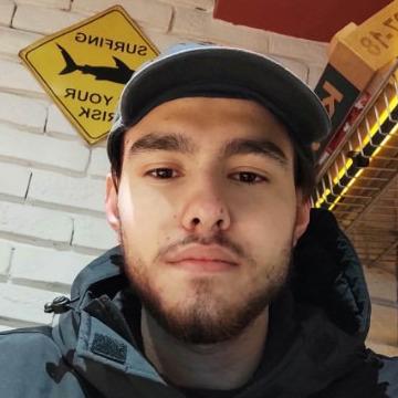 Berk, 21, Ankara, Turkey