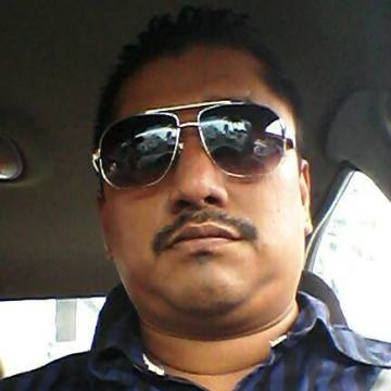 David Gonzalez, 42, Mexico City, Mexico