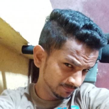 Dinesh, 29, Colombo, Sri Lanka