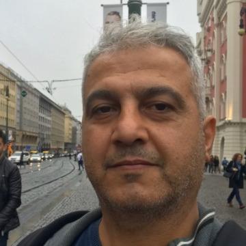 Cengiz Gedik, 45, Istanbul, Turkey