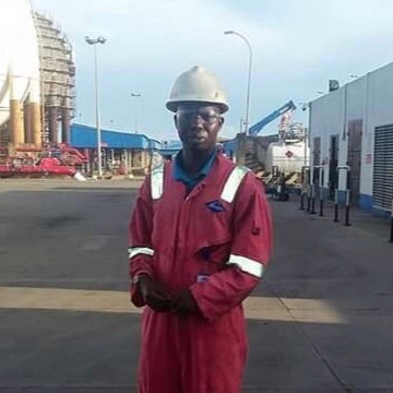 Akingbade Nurudeen, 42, Lagos, Nigeria