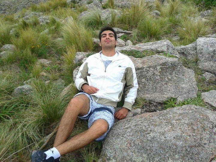Cristian Nievas, 34, Mendoza, Argentina