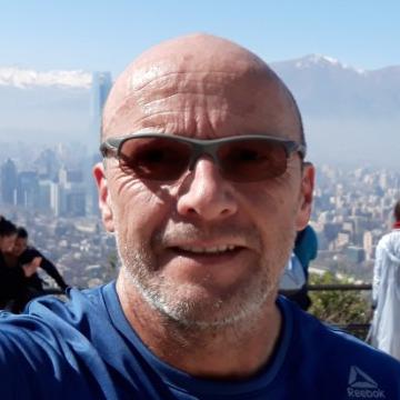 Agustin Pradenas, 53, Santiago, Chile