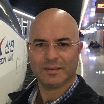 Mehmet Selami Sağlam, 41, Istanbul, Turkey