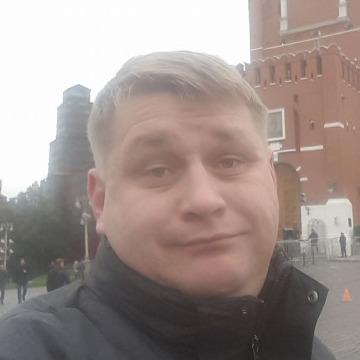 Kirill Shvetsov, 35, Murmansk, Russian Federation