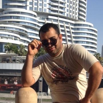 Ali Azmat, 33, Dubai, United Arab Emirates