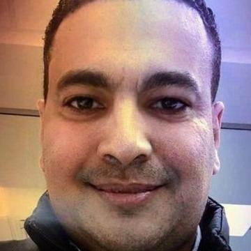 Bassam Nasr, 36, Cairo, Egypt