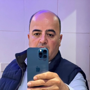 Mahmoud, 45, Sharm El-sheikh, Egypt