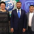 Maxut Assylbekov, 57, Astana, Kazakhstan