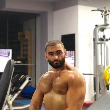 Zamir Doci, 29, Tirana, Albania