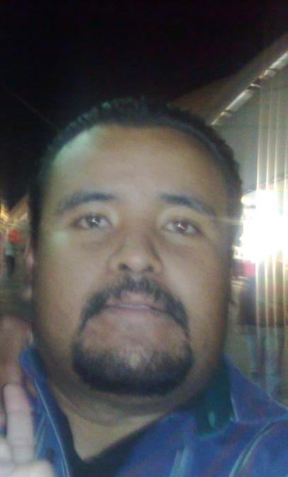 Alejandro Esparza, 36, Aguascalientes, Mexico